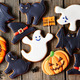 Halloween homemade gingerbread cookies - PhotoDune Item for Sale