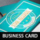 Recording Studio Business Card Template - GraphicRiver Item for Sale