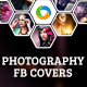 Photography Facebook Covers - 5 Designs - GraphicRiver Item for Sale