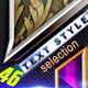46 Movie Style Selection Bundle - GraphicRiver Item for Sale