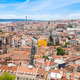 View of Lisbon from Miradouro da Graca viewpoint  in Lisbon, Por - PhotoDune Item for Sale