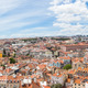 Panoramic view of Lisbon from Miradouro da Graca viewpoint  in L - PhotoDune Item for Sale