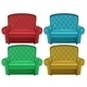 Four Colorful Couches - GraphicRiver Item for Sale