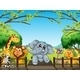 Group of Wild Animals - GraphicRiver Item for Sale