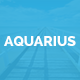 Aquarius - Corporate Email Template + Builder Access