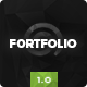 Fortfolio - Agency & Freelance Portfolio Template - ThemeForest Item for Sale