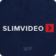 Slimvideo - Video WordPress Community Theme - ThemeForest Item for Sale