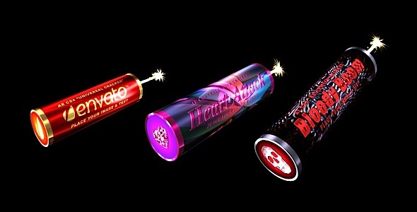 After Effects Project - VideoHive Magical Cracker 3 in 1 1164248