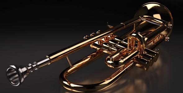3DOcean Trumpet 11612368