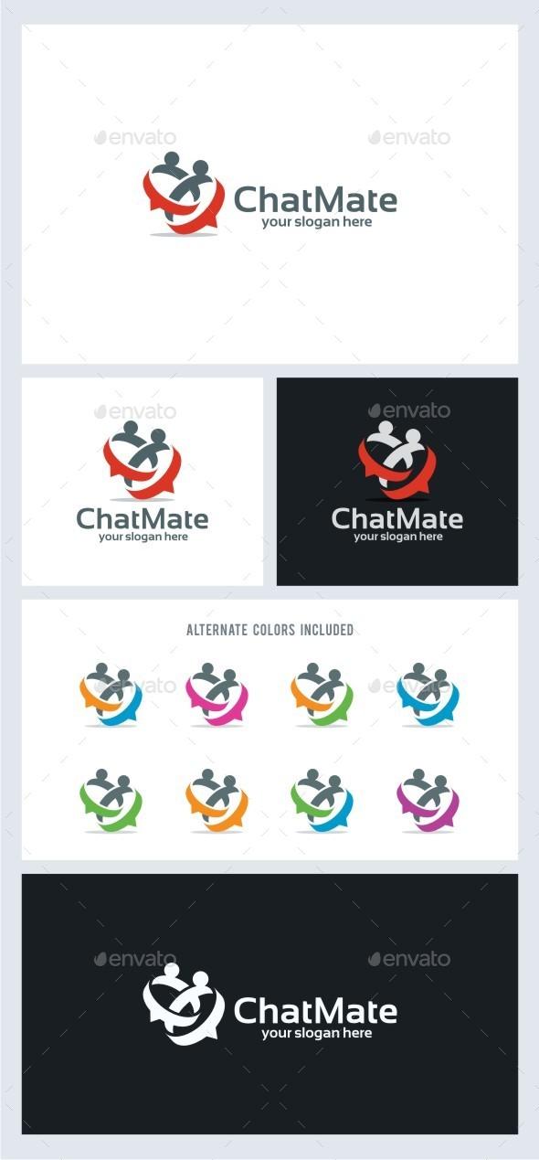 GraphicRiver Chat Mate 11612577