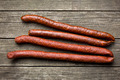 dried sausages - PhotoDune Item for Sale