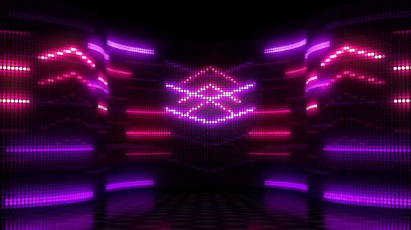 LED Lights Wall 22