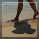 Barefoot On Sand - VideoHive Item for Sale