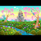 Fairytale Scenery with Castle - GraphicRiver Item for Sale