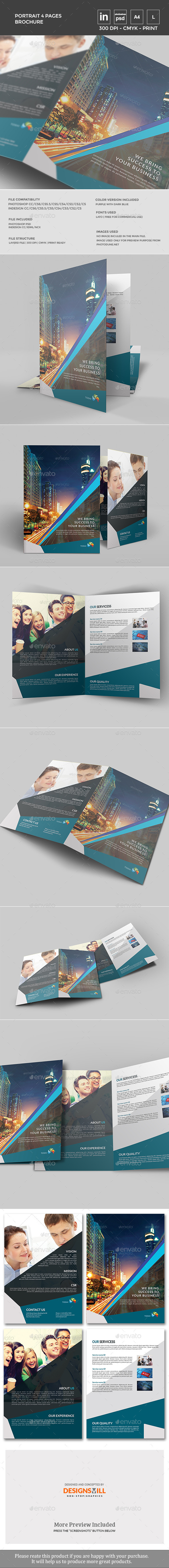 GraphicRiver Brochure 11526656