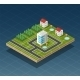 Isometric City Map - GraphicRiver Item for Sale