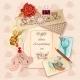 Ladies Scrapbooking Set - GraphicRiver Item for Sale