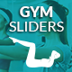 Gym Sliders - GraphicRiver Item for Sale