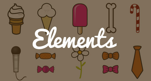 Elements Illustrations