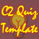 C2 Quiz Starter Template for HTML Games