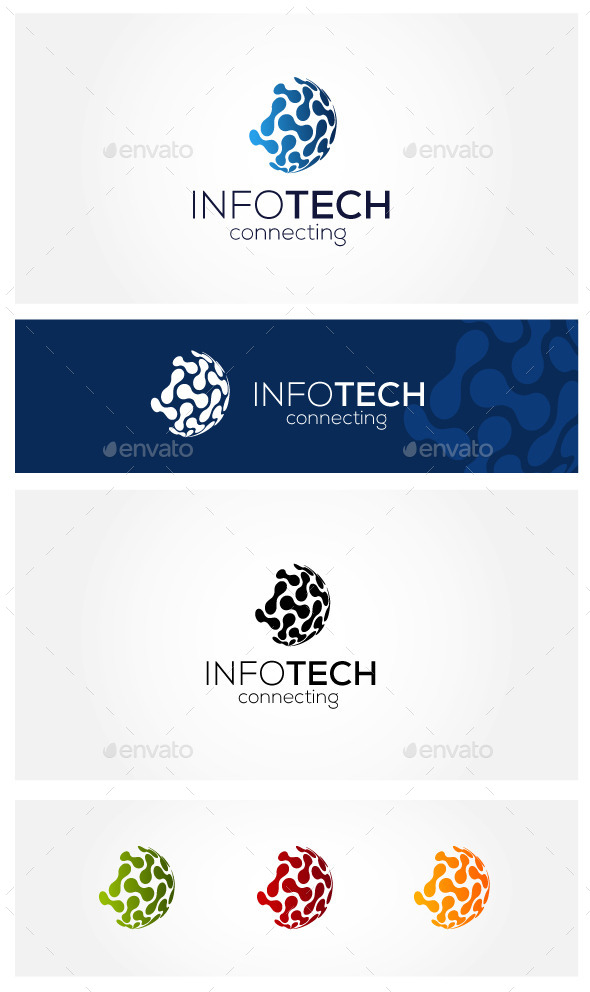 GraphicRiver Connect Technology 11615026