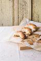 Fresh baked crescent rolls - PhotoDune Item for Sale