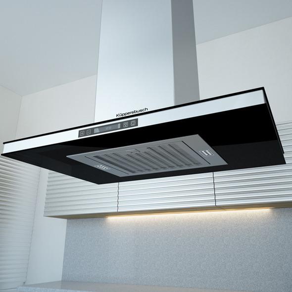 3DOcean Kitchen Hood KD9550 Kuppersbusch 11615538