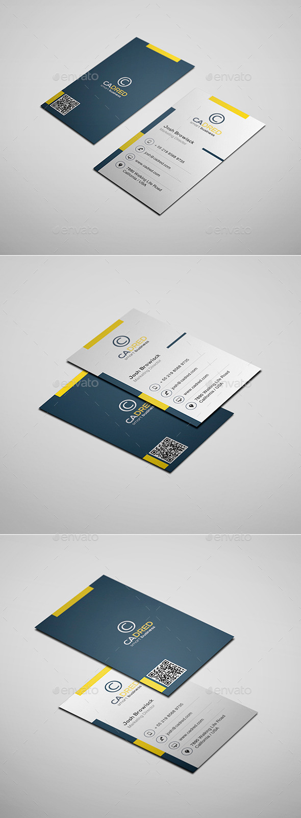 GraphicRiver Business Card Vol 23 11616025