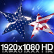 USA American Flag in Stars - VideoHive Item for Sale