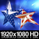 Old Faded USA American Flag in Stars - VideoHive Item for Sale