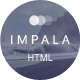 Impala – Coming Soon Template - ThemeForest Item for Sale
