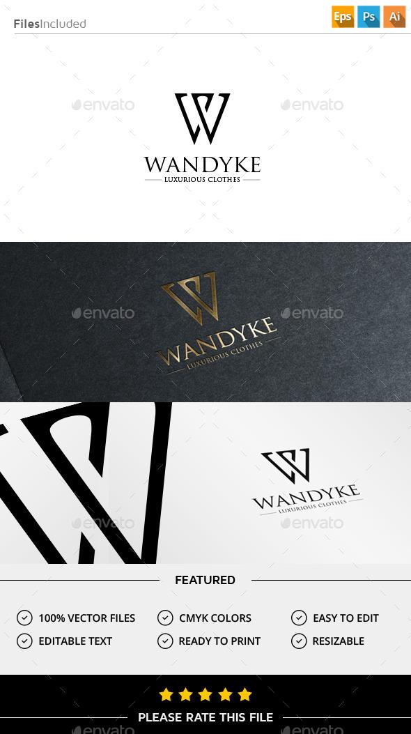 GraphicRiver Letter W Logo 11589411