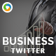 Business Twitter Headers - 2 Designs - GraphicRiver Item for Sale