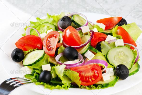 Stock Photo - PhotoDune Greek salad 1165511