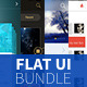 Flat UI Bundle - GraphicRiver Item for Sale