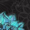 Hand Drawn Doodle Background. - PhotoDune Item for Sale