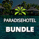 Paradise Hotel Bundle - GraphicRiver Item for Sale