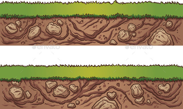 GraphicRiver Grass and Dirt 11620991