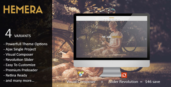 ThemeForest Hemera Responsive Multipurpose WordPress Theme 11573883