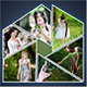 Photo templates - GraphicRiver Item for Sale