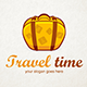 Travel Time Logo Template - GraphicRiver Item for Sale
