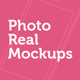 Photo Real Responsive Product Mockups