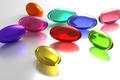 Colored pills - PhotoDune Item for Sale