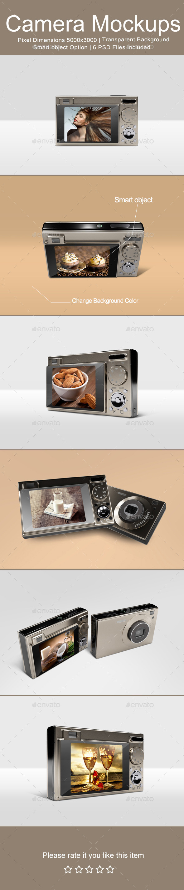GraphicRiver Camera Mock-ups 11624030