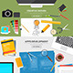 Flat Designed Banners - GraphicRiver Item for Sale