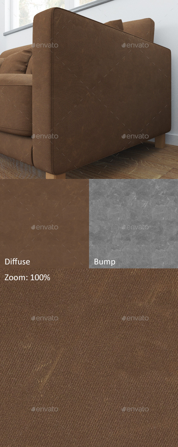Fabric seamless texture - 3DOcean Item for Sale