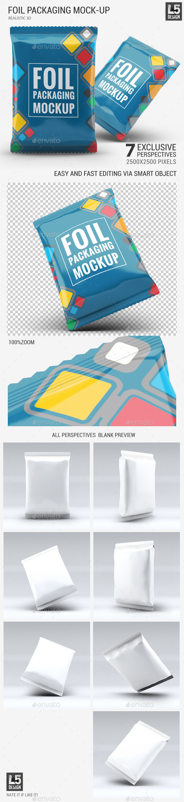 GraphicRiver Foil Packaging Mock-Up 11625656