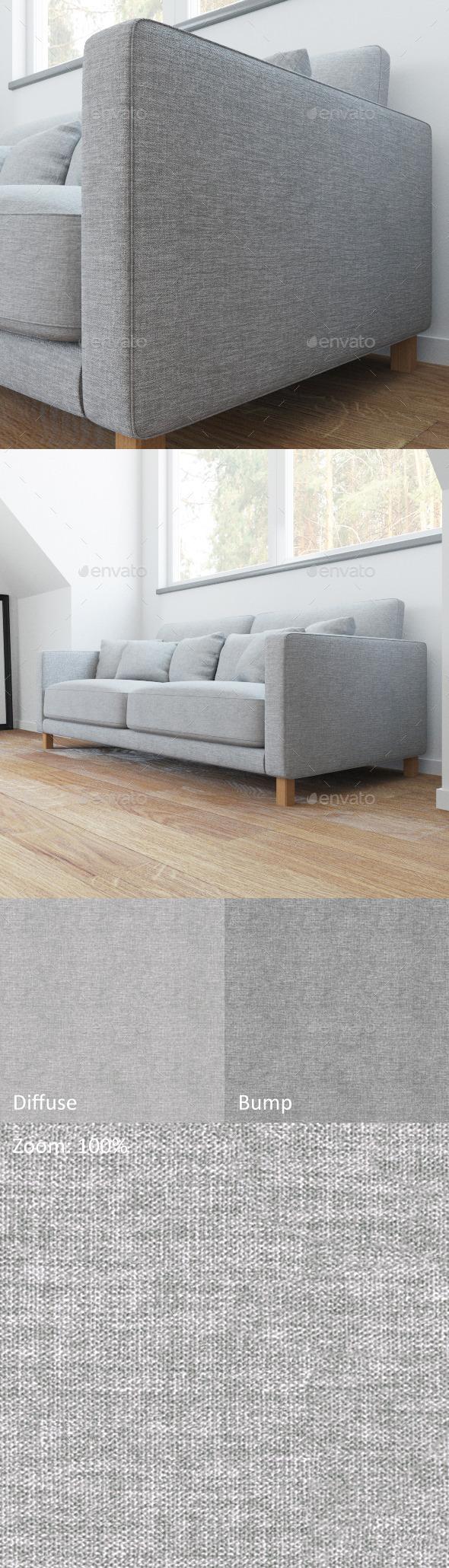 3DOcean Linen naturaly seamless texture 11625830