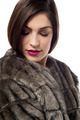 My new style with fur coat. - PhotoDune Item for Sale