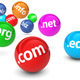 Domain Name Website Concept - PhotoDune Item for Sale